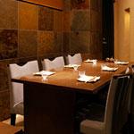 「竹の庵」特別席